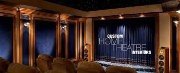 AcousticSmart - Home theatre interiors