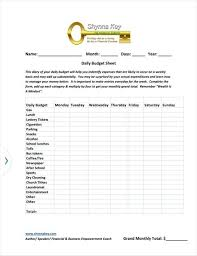 Here Is Your Free Budget Sheet Be Sure To Include School Shopping