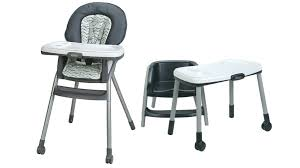 high chair and table wooden high chair table combo