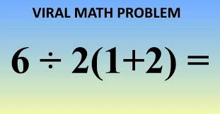 few managed to solve this viral math equation are you up for the challenge