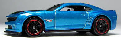 First Look: 2013 Hot Wheels Special Edition Chevy Camaro (and a ...