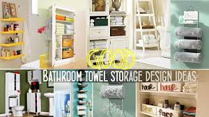 small bathroom towel storage ideas. Small Bathroom Towel Storage Ideas S