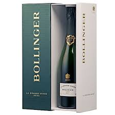 bollinger la grande année 2007 vine chagne in gift box