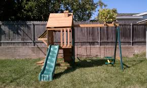 Diy Backyard Playground