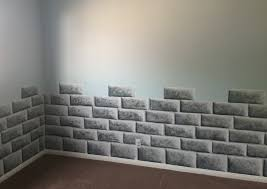 painted castle wall f3