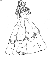 Cinderella Coloring Pages Cinderella Disney Cute Princess 14