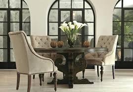 bernhardt marquesa dining table dumound astound round furniture jet set room interior design 11