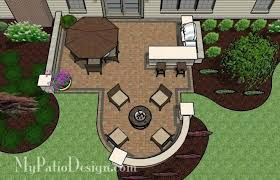 unique patio shapes and layouts shape ideas designing a layout l shaped patio bar plans incredible modern patio design