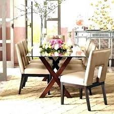 pier one glass table tops top dining sets round home depot tables stunning tempered outdoor and