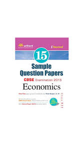 buy cbse sample papers economics for class th book at % off cbse 15 sample papers economics for class 12th