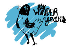 the wonder years band logo.  Logo The Wonder Years By Anarchy Inc For Band Logo R