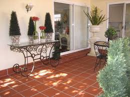 cleaning protecting and maintenance terracotta tile