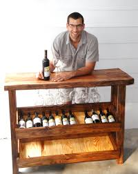 Wooden Wine Rack The Plans with the DIY Bisita Guam Design