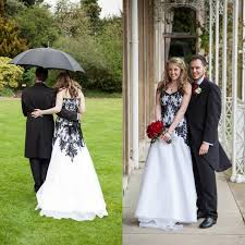discount 2015 victorian gothic wedding dresses vintage cheap
