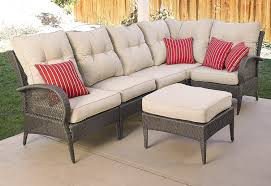 Living Room Wicker Furniture Living Room Sunbrella Pillows Design With Nice Wicker Chair And