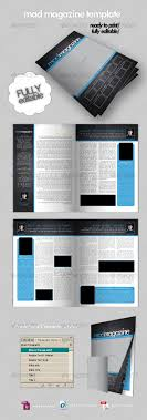 best magazine templates photoshop psd indesign magazine template