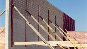 Masonry Wall Safety During Construction