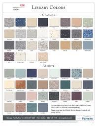 Staron Color Chart New Corian Colors 2010
