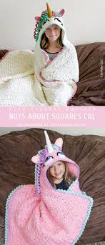 Hooded Blanket Crochet Pattern New Ideas