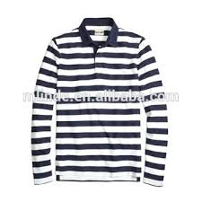 black and white striped rugby shirt men t shirts embroidery designs custom sportswear jersey long sleeve black and white striped rugby shirt