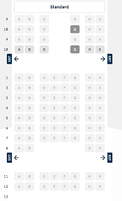 Norwegian Seating Chart Norwegian Replaced With Hifly Flight Page 4 Flyertalk Forums