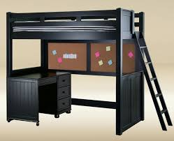 eberhardt black full size college loft bed tanbag com