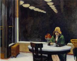 edward hopper nighthawks painting