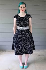 Collette Patterns Beauteous Dress Up Party Pattern Review Colette Crepe Dress