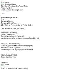 Cover Letter Templates by SquawkFox