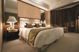 BedroomAwesome Apartment Master Bedroom Design Ideas For The Big Room  Using Tufted Headboard Also