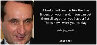 Basketball Team Quotes Unique TOP 48 BASKETBALL TEAM QUOTES Of 48 AZ Quotes