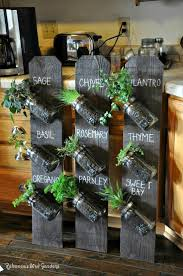 Small Picture 38 best Vertical Herb Gardens images on Pinterest Gardening