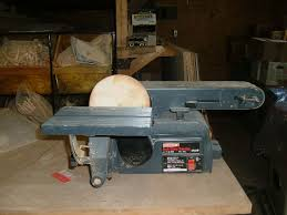 craftsman belt and disc sander. craftsman belt disc sander 6 2 3 hp 4x36 and