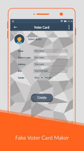 0 For Android Apk Prank Download Voter Card Aptoide 1 Maker Id w8z0RqXg