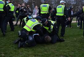 Londra. Arestări la mitingul anti-lockdown de sâmbătă. Mii de persoane au  manifestat în Hyde Park | Ziarul Românesc UK - știri pentru românii din  Marea Britanie