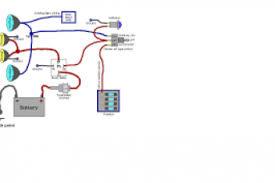 wiring diagram free sle detail ideas fog l wiring wiring diagrams how to wire fog lights to headlights at Fog Lamp Relay Wiring Diagram