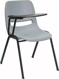 plastic school chairs. plastic school chairs with writing pads d
