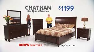 Chatham Queen Bedroom Set - Bob's Discount Furniture - YouTube