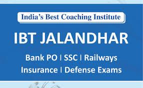 ssc coaching in jalandhar bank po ibps clerk ibps po sbi po coaching in jalandhar sbi clerk coaching jalandhar ibt