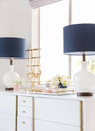 The Surprising Value of Colored, Textured or Patterned Lampshades - Emily  Henderson