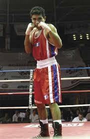 Eddie Valenzuela Barillas Sport: Boxing – Revue Magazine
