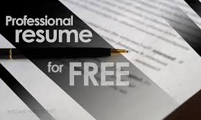 executive resume writer get professional executive resumes for free resume writer net
