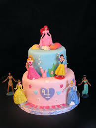 Girl Birthday Cake Ideas Princess S Childrens