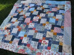 9 Patch Quilt Designs Nine Patch Baby Quilt Patterns Free Quilt Pattern