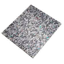 future foam contractor 3 8 in thick 5 lb density carpet cushion