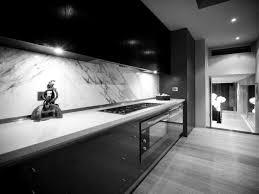 modern black kitchens. Exellent Modern Kitchen  Black Marble Countertop Modern Pendant Light  For Kitchens