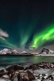 /r/gmbwallpapers might be what you want. Download Nature Arctic Aurora Borealis Wallpaper 240x320 Old Mobile Cell Phone Smartphone
