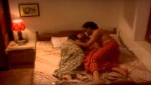Romantic Bedroom For Her Aaghata Movie Scenes Shruthi Marriying Her Old Lover Romantic