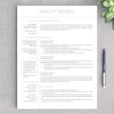Resume Template For Pages Elegant Downloadable Pages Resume