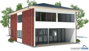 Small Picture Small House Plan with affordable building budget with two floors